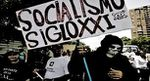 ¿Y ahora que hacemos con el socialismo del siglo XXI?.