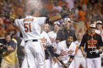 El Cubano Henry Urrutia pegó Jonrón para llevar a la victoria a los Orioles de Baltimore