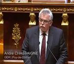 Hommage aux victimes des attentats : intervention au nom des députés Front de Gauche à l'Assemblée nationale