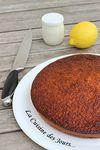 Gâteau au Yaourt au Citron