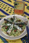 Sardines en Ecrasée de Pomme de Terre à l'huile