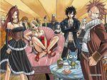 Fairy Tail Chapitre 459 & 460 FR