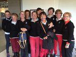 Les Dames au golf du Haut Poitou...