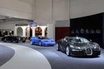Bugatti au Techno Classica 2015 d'Essen