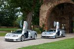 Bugatti EB 110 SuperSport, EB112 et Veyron chez Bugatti