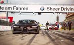 La Bugatti Chiron au Nurburgring