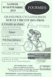 Grand prix cyclotouriste de Fourmies