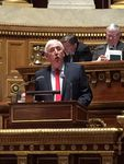 03/07/2016: Sénat/ Interview polémique/ Réponse au Conseil de l'Ordre/ Chapitre 2/ Hervé Poher