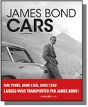 Livre : JAMES BOND CARS