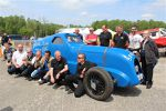 Renault Nervasport des records de 1934  reconstruction