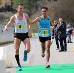 Maratonina di Pergusa 2015. Vito Massimo Catania, la gioia e l'altruismo nella corsa