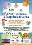 Giro podistico a tappe dell'Isola di Ustica 2015 (4^ ed.). Sport e Turismo, binomio perfetto