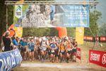 Glory Trail 2015 (1^ ed.). Massimo Andolfatto e Cristiana Follador vincono la prova individuale. in 300 allo start