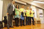 Maratona Città di Palermo 2016 (22^ ed.). L'evento è stato presentato in conferenza stampa, tra conferme e novità, sport e solidarietà.