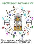 Correspondance Tarot de Marseille/astrologie  + 2 vidéos