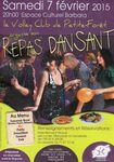 REPAS DANSANT DU VOLLEY CLUB