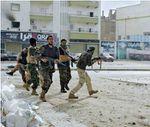 L'ALGERIE SECURISE SA FRONTIERE AVEC LA LIBYE