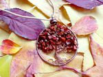 Pendentif Tree of Life : Autumn