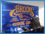 "Brooks France ""Run Happy""."