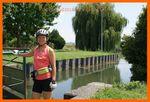 Le Canal de l'Ourcq à vélo. Partie 1, de La Villette à Meaux.