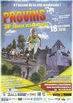 Course des Remparts Provins 2016.