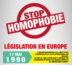 17 mai, Journée Internationale contre l'homophobie