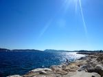 Toulon by the sea