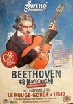 Beethoven ce Manouche au festival d'Avignon