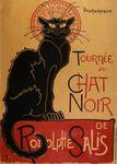 La ballade du chat noir, de Aristide Bruant