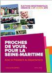 Départementales 2015 : Le Projet de la Majorité Départementale de gauche en Seine-Maritime