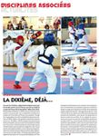Article sur la coupe 2015 de France de Uechi-ryu