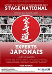 Stage des experts japonais - 7/8 novembre 2015
