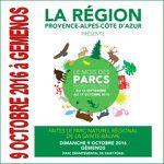 Le mois des PARCS REGIONAUX - Région PACA