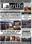 Le Journal La Griffe N° 197