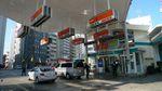 Les nouvelles pompes à essence japonaise...au plafond