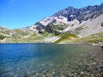 Les lacs Jovet, réserve naturelle des Contamines-Montjoie