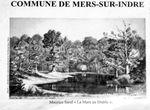 Georges Sand, La mare au diable, les paysages romanesques, Mers-sur-Indre