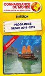 Connaissance du Monde, programme 2015-2016...