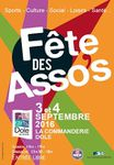 03-04/09/16 : Fête des Associations à Dole