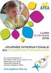 15 février 2016 : journée internationale du Syndrome d'Angelman