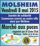Puces solidaires