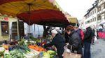 Lundi, jour de marché à Molsheim