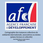 AFD : Cartographie des instances collectives internationales, associatives ou mixtes (plates-formes et collectifs)