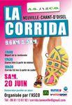La Corrida en juin 2015 à La Neuville Chant d'Oisel