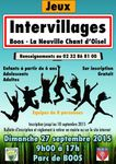 Intervillages Boos - La Neuville Chant d'Oisel en septembre 2015
