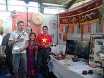 """Le Viêt Nam s'invite au """"Village des Associations de Saintes"""" (5 et 6 septembre 2015)"""