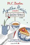Retour sur « Agatha Raisin Enquête : La Quiche Fatale » de   M.C Beaton
