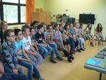 Intervention à l'école des 3 chênes de La Salvetat Saint Gilles