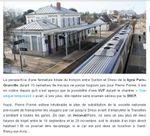Une pétition pour dire « non à la fermeture de la ligne » Paris-Granville