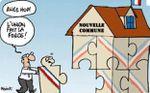 Réunion publique sur la COMMUNE NOUVELLE à Ste-Scolasse